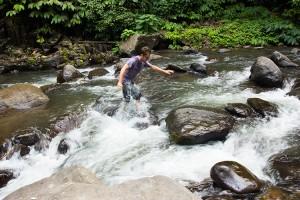 Incidenti alle cascate di Nunung