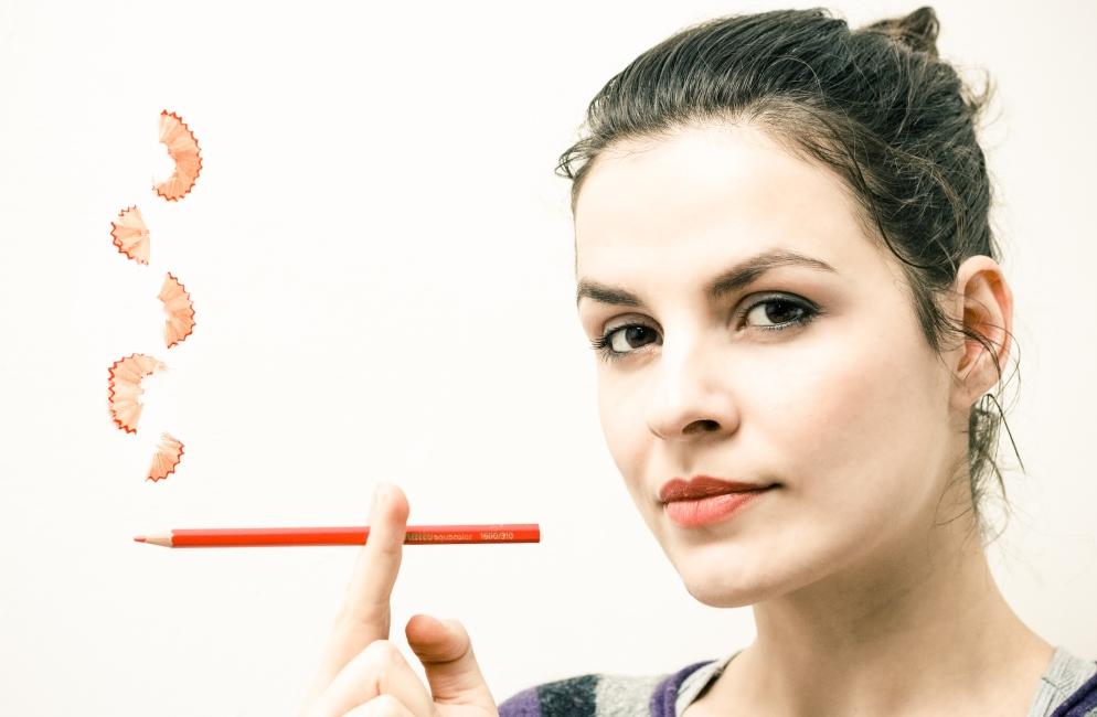 La matita rossa