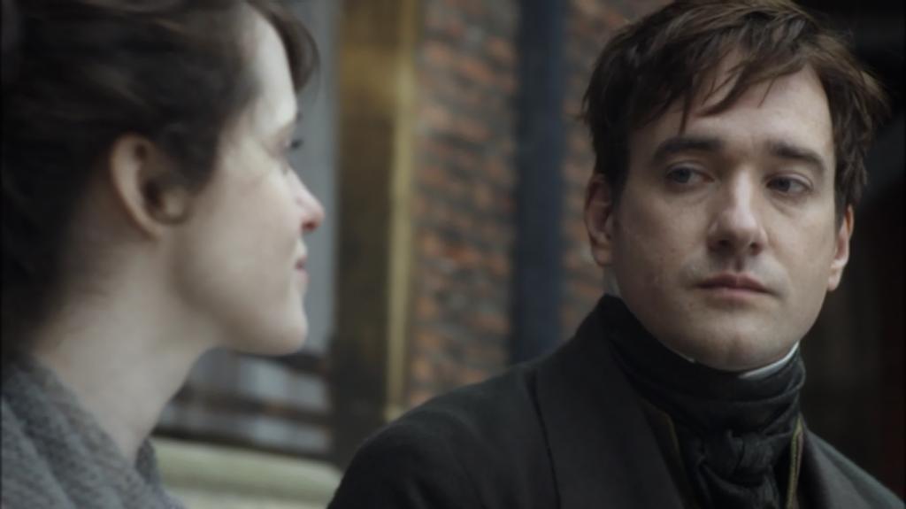 Matthew Macfadyen, il dolce e innocente Arthur Clennam nella Piccola Dorrit, è un caro vecchio amico. (Conservo nel cuore ciascun signor Darcy, dedicandogli riserve sempiterne d'affetto incondizionato.)