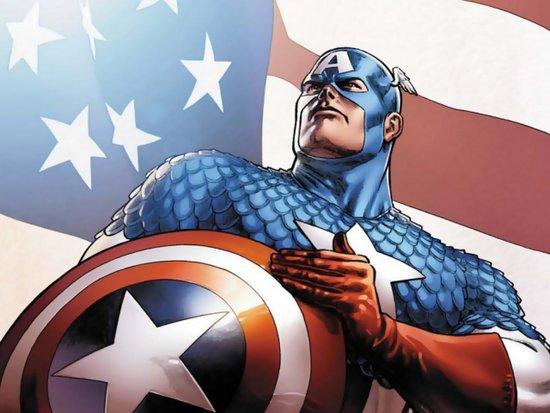 Se Capitan America si presentasse alle elezioni, gli americani accorrerebbero in massa a votarlo.